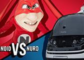 Noid vs Nuro Images