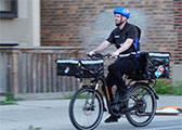Domino's E-Bike