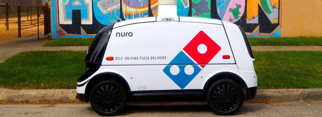 Nuro Self-Driving Deliveries