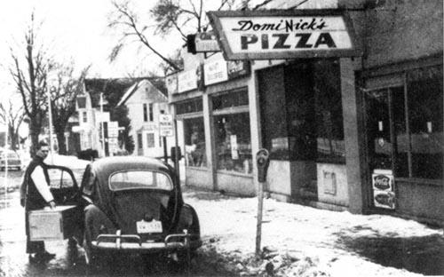Orgiginal Domino's Store