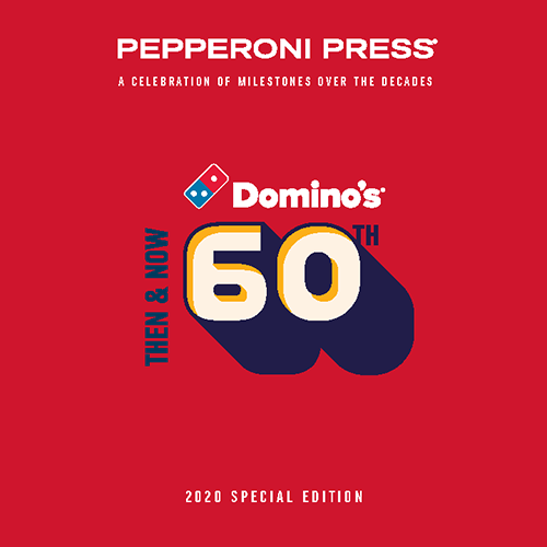 60th Edition of Pepperoni Press