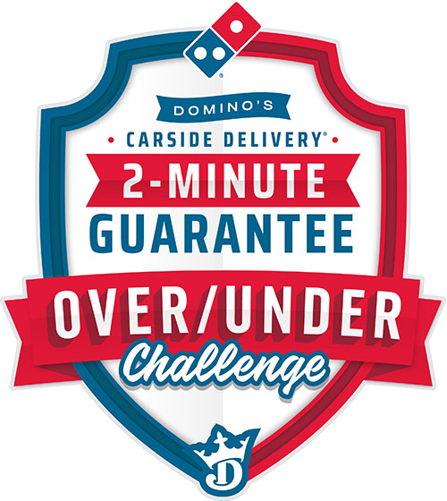 Over/under challenge logo